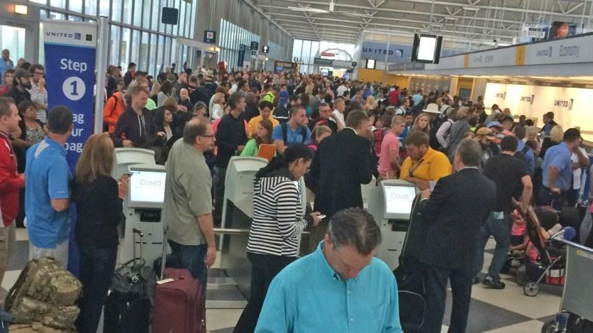 Aeropuerto-O-hare-united-sistema-caido--IMG_2453