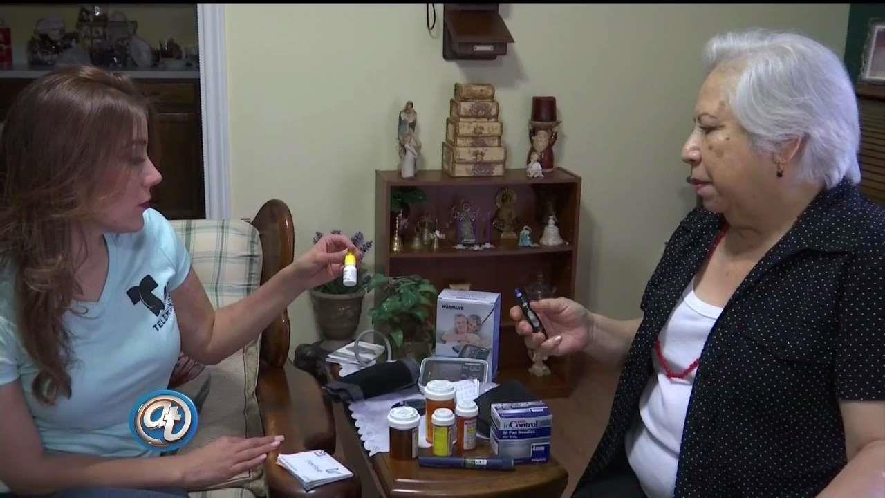 apoyo a personas con diabetes