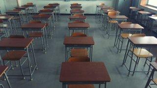 Las clases presenciales fueron suspendidas desde mediados de marzo en Texas.