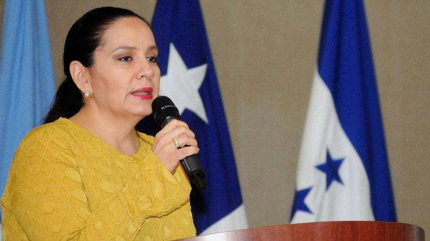 Primera dama Honduras