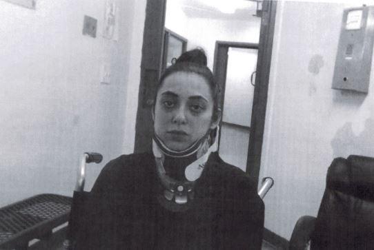Foto policial Elia de la Cruz