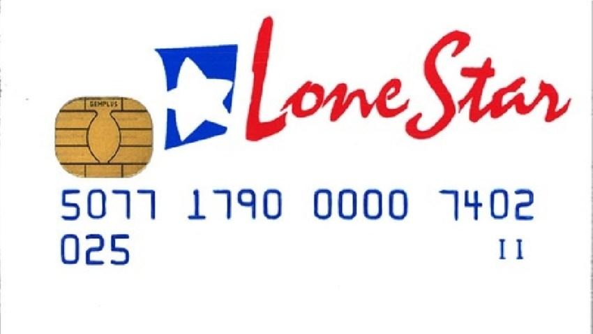 lonestar'-card