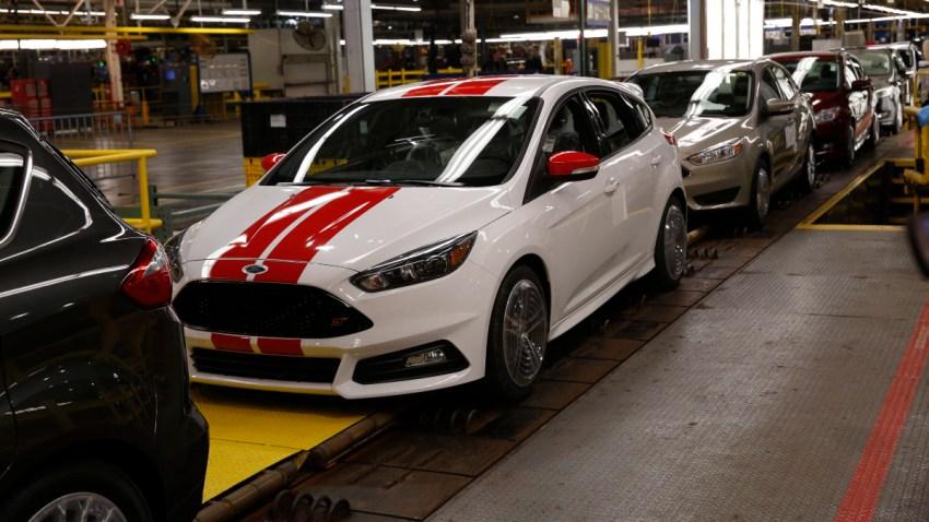 Industria automotriz en México