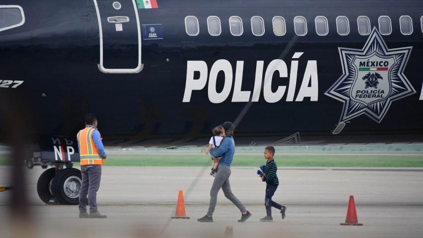 Deportación de migrantes