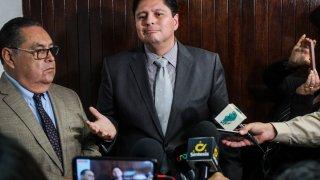 Fiscal en Tijuana ofrece información sobre asesinato.