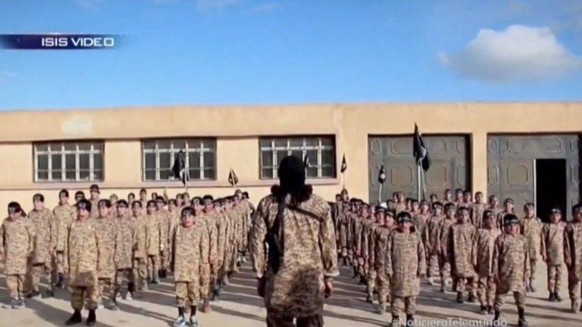 ninos-ISIS