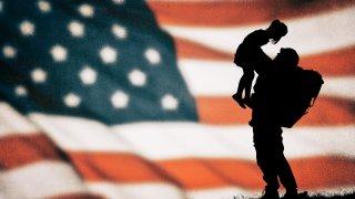 veteranos silueta shutterstock_368985278