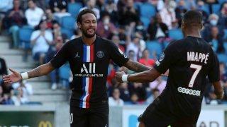 Neymar y el PSG