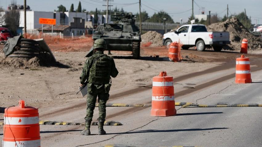 Operativo en Tamaulipas contra Cártel del Noreste