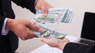 Foto genérica de dinero