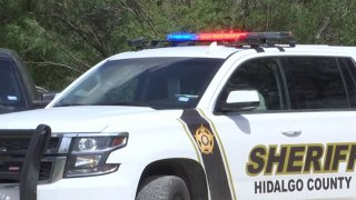 Foto de archivo de una patrulla de la Oficina del Alguacil del condado Hidalgo