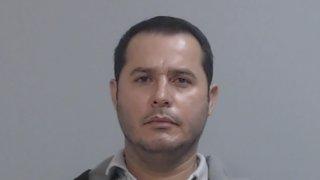 Foto policial de Juan Quintanilla