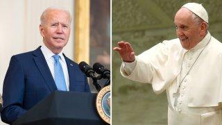 visita Biden al papa Francisco