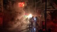 <b>FDNY Firefighters On Scene</b>