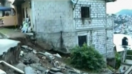Poderoso terremoto de 7.5 sacude el sur de Ecuador