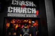 Crash Church, la iglesia que dicta la palabra de Dios a ritmo de