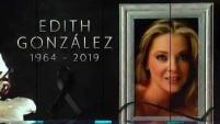 Familiares, amistades y el mundo artístico le dijeron adiós a la actriz en medio del dolor y el llanto. Para ver más de Telemundo...
