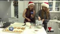 Mayra Galván se fue con Amanda Caballero para preparar unas galletas navideñas saludables. Aquí le tenemos la receta para que...