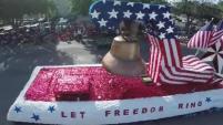 Ciudad de McAllen invita a quienes deseen participar en el desfile del 4 de julio y explican lo que podremos esperar de esta celebración. Para más...