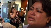 """La mujer viajó a México pensando que le entregarían la """"green card"""" en el consulado estadounidense pero se la negaron."""