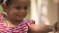 De acuerdo a los a padres de la niña, Jazmyne ha pasado la mayoría de su vida en un hospital, algo que los entristece.
