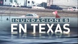 Aumenta cifra de muertos en Texas por Imelda