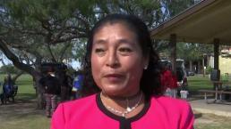 Madre continua su lucha contra la deportacion