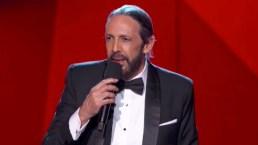 Emotivo mensaje de Juan Luis Guerra en Premios Billboard