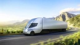 Revelan el nuevo camión futurista de Tesla