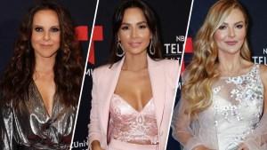 """Estrellas desfilan en """"upfront"""" de Telemundo en Nueva York"""