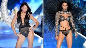 Adriana Lima, Kendall Jenner y más muestran piel en desfile de Victoria's Secret