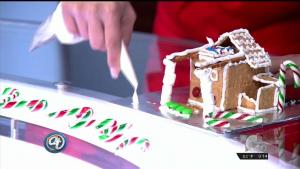 Aprenda a cómo crear una casa de jengibre