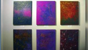 Artista con autismo tendrá exhibición de sus pinturas