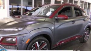 Hyundai of Pharr presenta el modelo Kona edición limitada de Iron Man