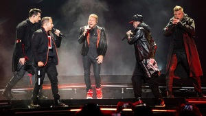 Backstreet Boys llevarán gira a Latinoamérica