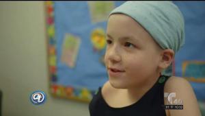 Concientizando por el cáncer infantil