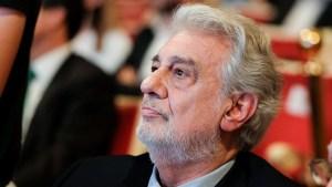 Más mujeres acusan a Plácido Domingo de acoso sexual
