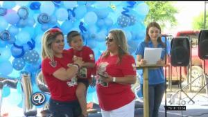 Celebrando el Día del Autismo en Rio Grande City