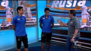 Jugadores de RGV FC Toros opinan sobre la Copa Mundial