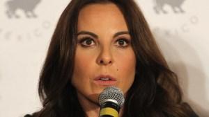 Kate del Castillo sueña con tener pareja