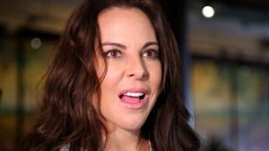 "Kate del Castillo se declara fan de ""La Reina del Sur"""