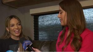 Leslie Grace habla sobre sus nuevos proyectos como actriz