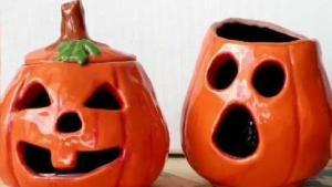 Manualidades para celebrar Halloween en familia