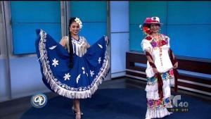 """Matices"", baile lleno de cultura hispana"