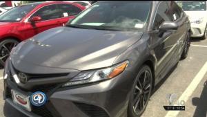 Mira las ofertas de autos nuevos en Toyota of Pharr