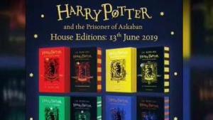 Retiran libros de Harry Potter en una escuela