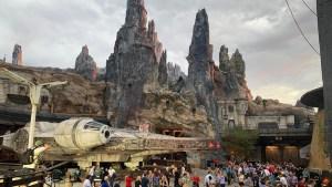 Abre sus puertas el mundo de Star Wars: Galaxy's Edge
