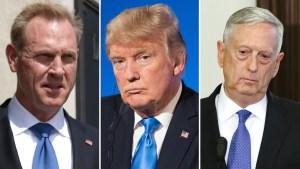 Trump adelanta la salida de su secretario de Defensa