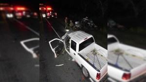 DPS: Presunta conductora ebria provoca choque mortal