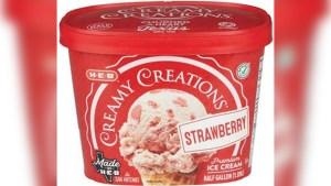 H-E-B detiene ventas de helado por precaución